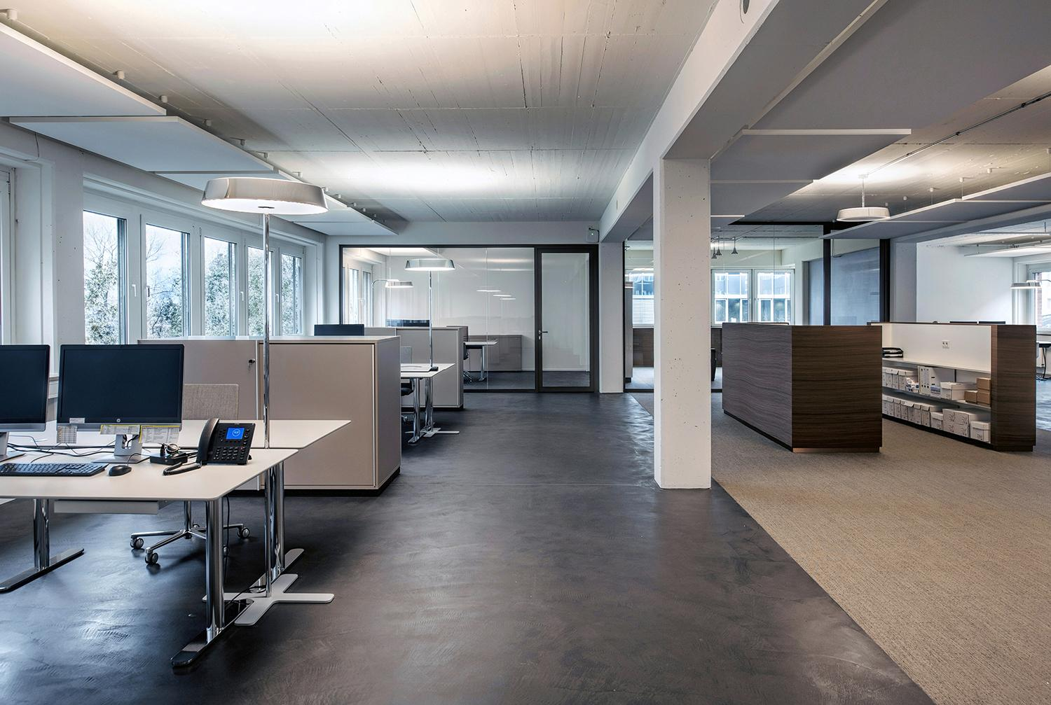 Office Davidoff Hamburg